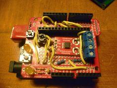 Arduino Your Home & Environment: Volt Amp Watt Hour Meter Shield