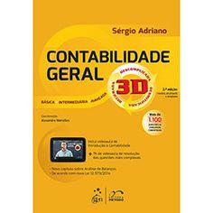 Livro - Contabilidade Geral 3D