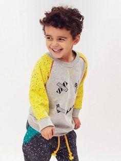 Indikidual ropa deportiva y divertida para niños