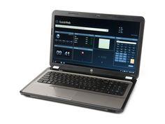 "HP Pavilion G7-1328DX Laptop, 17.3"" HD  BrightView LED, AMD A6-3420M Quad-Core 1.5GHz, 4GB, 500GB, Radeon HD 6520G, Bluetooth, 802.11n, W7HP (Refurbished) for $369.99"