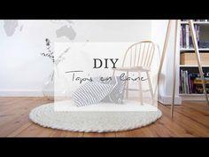 DIY #48 – Un tapis en laine | Pierre Papier Ciseaux