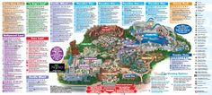 Maps of California Adventure  | ... Map 2013 Pdf , Disneyland Map 2013 , Disneyland Park Map 2014