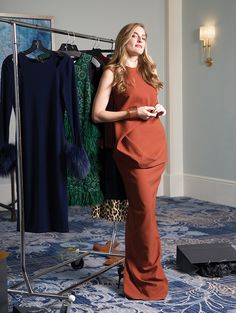 c70342d1b Draped Front Gown by Rick Owens and Spinelli Kilcollin Leda Ring at  Weinstein's New Orleans,
