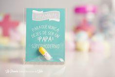 La Tienda Online de Regalos Originales de Recuerdos de Lola.com   Vitamina Papá Moderno, Píldoras, Taza, Láminas, Agendas, Calendarios, Packs especiales.