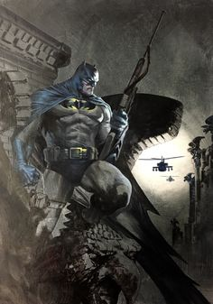 Batman / Gabriele Dell'otto
