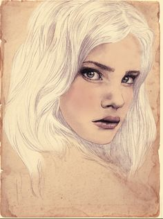 camilla gray-  Fashion Illustration