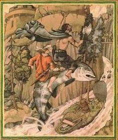 Margaret D Jones - illustrator of Welsh mythology