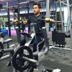 Ken Chan, Gym Equipment, Bike, Train, Eat, Twitter, Bicycle, Bicycles, Workout Equipment