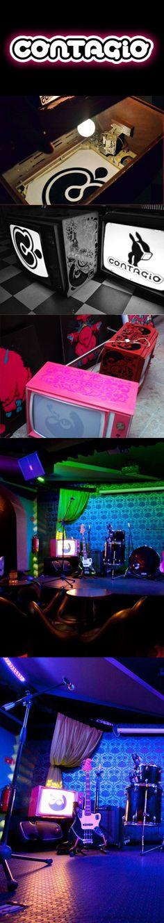 Contagio tv reciclaje