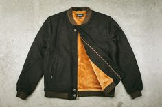 #Brixton 'Dillinger' Jacket