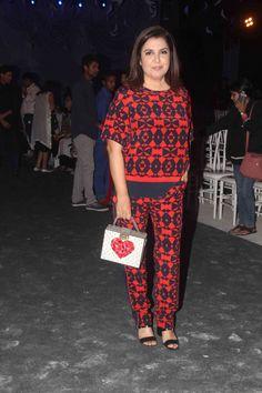 Bollywood Celebrities at Lakme Fashion Week Summer 2016
