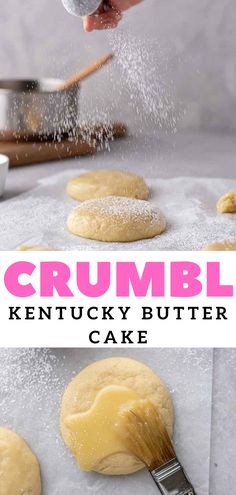Cookie Recipes, Dessert Recipes, Kentucky Butter Cake, Cake Cookies, Drop Cookies, Good Food, Yummy Food, Copycat Recipes, Tricks