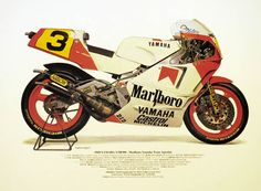 Yamaha YZR500 OW98 1988 Street Motorcycles, Yamaha Motorcycles, Vintage Motorcycles, Cars And Motorcycles, Best Motorbike, Motorcycle Bike, Grand Prix, Motos Yamaha, Ducati Diavel