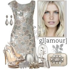 Gl[amour]ous - Fergie, created by musicisair on Polyvore