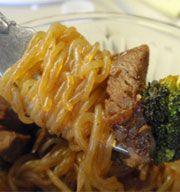 Shirataki Recipe Beef and Broccoli