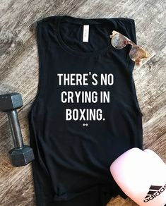 About Boxing Tank, Women's Workout Tank AYThis tank top is Made To Order, we print one by one so we can control the quality. We use DTG Technology to print Boxing Tank, Women's Workout Tank AY. Funny Workout Tanks, Workout Humor, Workout Shirts, Workout Quotes, Funny Gym, Workout Men, Workout Style, Workout Fitness, I Love Kickboxing