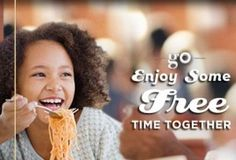 FREE Kids meal w/adult entree purchase at Olive Garden! Exp. 6/13/13