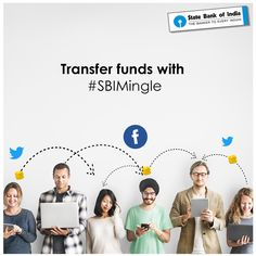 Don't be hassled. You Can still transfer funds using #SBIMingle