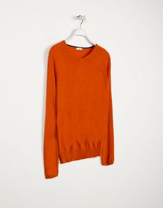 BASIC FINE-KNIT JUMPER WITH ELBOW PATCHES - LEFTIES Portugal