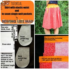 Sewing Like Mad: Pattern drafting