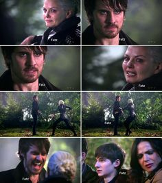 "Killian Jones and Emma Swan - 5 * 11 ""Swan Song"" #CaptainSwan"