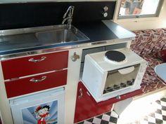 ~ betty boop kitchen ~