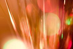 Xmas blurry lights by Screeny's Photo Bucket on Creative Market