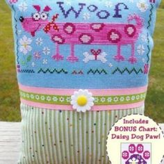 Daisy Dog from The Finishing Touch for $10.00