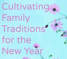 Write down your family's dreams for the New Year on plantable seed paper, then watch them bloom!
