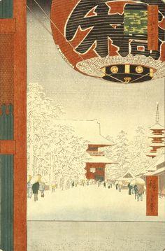 100 views edo 099 - 100 berühmte Ansichten von Edo – Wikipedia