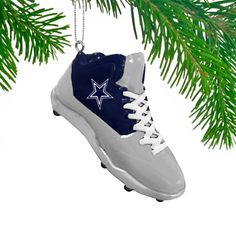 Dallas Cowboys Cleat Ornament