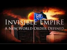 """The Invisible Illuminati Empire Exposed"" .It is now known that this was a well thought out ""death to Democracy"" by slow increments scripted by Bolsheviks  who have now aligned themselves with radical Islam to usher in a one world government under their control. They played on the desire for the common good of genuinely good people to drive it,  while they secretly sought the extinction of nation states & the Christian faith."