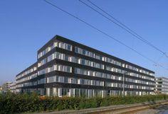 ANA architecten - Multifunk Steigerdam