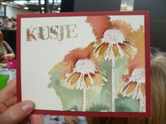 Kiss - coloured with Bistre - Bister