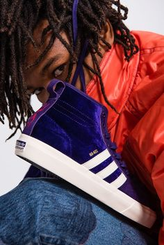 best sneakers bb277 0aa61 adidas Skateboarding MatchcourtHigh RX x Na-kel Smith New Fashion,  Skateboarding, Will Smith
