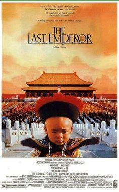 El último emperador. Bernardo Bertolucci, 1987