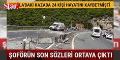 Muğla'da 24 kişinin hayatını kaybettiği kazada uçuruma devrilen yolcu midibüsünün şoförünün son sözleri ''Bittik'' olmuş: #anneler Günü dolayısıyla #Buca'dan #Marmaris'e giderken kullandığı midibüsün uçuruma devrilmesi sonucu hayatını kaybeden 24 kişiden Sertbaş'ın (33) cenazesi, yakınları tarafından #Buca Kaynaklar Mezarlığı'ndan alınarak Kaynaklar Merkez Camisi'ne getirildi. Cenazeye midibüs şoförünün babası Şakir Sertbaş, yakınları ile İzmir Vali Yardımcısı Cemil Özgür Öneği ve çok sayıda…