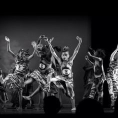 Energy flows from African Dance. Feel so high and grounded after a great dance session