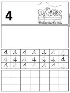 Φύλλα εργασίας γραφής για τους αριθμούς 1 έως 10 | Δραστηριότητες, παιδαγωγικό και εποπτικό υλικό για το Νηπιαγωγείο | Bloglovin' Kindergarten, Math Equations, Alphabet, Kindergartens, Preschool, Preschools, Pre K, Kindergarten Center Management, Day Care