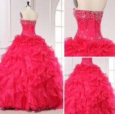 Ball Gown Prom Dresses  $309.39