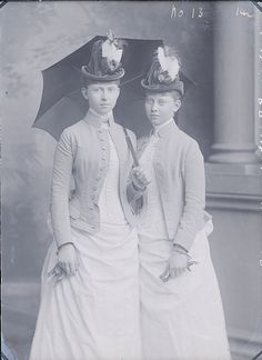 Sophie and Margaret of Prussia
