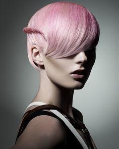 Rush  Magnify  Hair: Rush Artistic Team  Styling: MNK  Make-Up: Adam Burrell  Photography: Ram Shergill