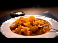Krumpils tészta uborkasalátával - Borbás Marcsi szakácskönyve (2019.03.17.) - YouTube Hungarian Recipes, Lidl, Risotto, Potatoes, Ethnic Recipes, Youtube, Food, Potato, Essen