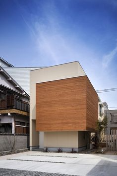 House Japan  #archello #architecture #building #house #home #wood #modern