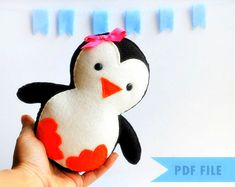 Hey, I found this really awesome Etsy listing at http://www.etsy.com/listing/112541231/baby-penguin-sewing-pattern-pdf-epattern