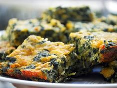 Spinach and cheese squares by Betty Crocker..super easy n yummy! Making these tomorrow