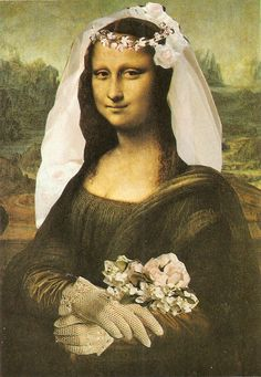 La Madone, Mona Lisa Parody, Mona Lisa Smile, Renaissance Artists, Face Illustration, Mood Wallpaper, Italian Artist, Funny Faces, Humor