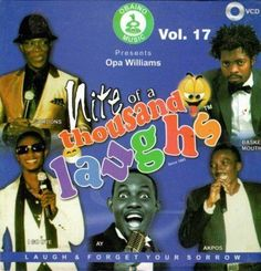 Nite Of A Thousand Laugh Vol 17 - Video CD