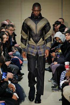 Male Fashion Trends: Public School Fall-Winter 2017 - New York Fashion Week