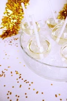 Foodistas Begrüßungsdrink zu Silvester, Cocktail